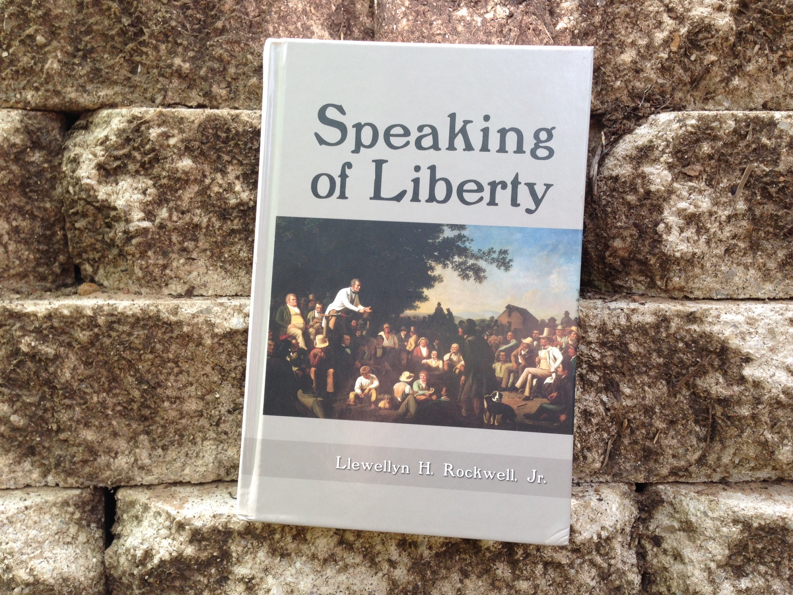 Lew Rockwell's book Speaking of Liberty